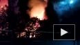 В Адмиралтейском районе из горящего дома чудом спасли ...