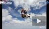 Видео: 102-летняя жительница Австралии прыгнула с парашютом