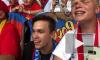 Россияне пришли посмотреть матч Англия-Бельгия