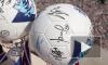 "Строители и грузчики сражались за мячи с автографами ""Зенита"""