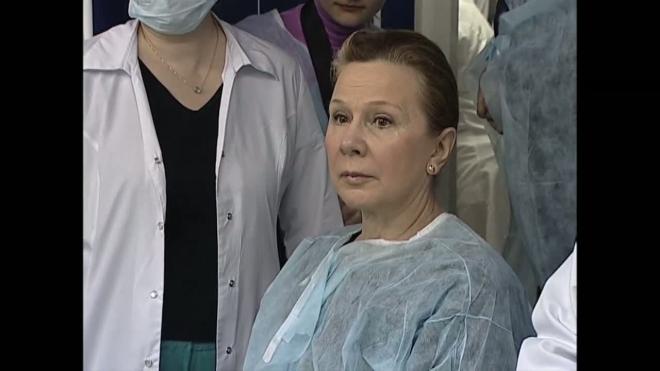 В Елизаветинской больнице открыли сосудистый центр