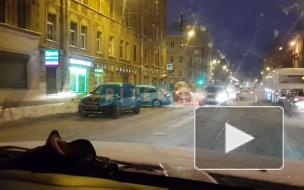 ДТП на Кондратьевском