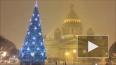 Метель в Петербурге: город стоит в аномальных пробках, ...