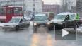 Автомобиль курьерской службы попал в ДТП на Бухарестской ...