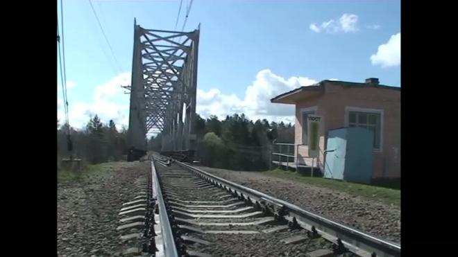 Жители Лосево против новой железной дороги