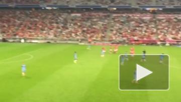 «Бавария» обыграла «Манчестер Сити»