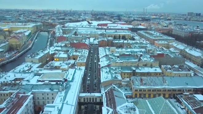 Руферы Петербурга устроили музыкальный концерт на крыше