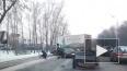 Видео: В Иркутске в результате ДТП машину разорвало ...