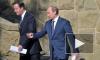 Во Франции Путин и Кэмерон обошлись без рукопожатия, однако Олланд оказался более радушным