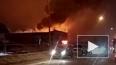 В Сургуте дотла сгорел ресторан, где гости праздновали ...