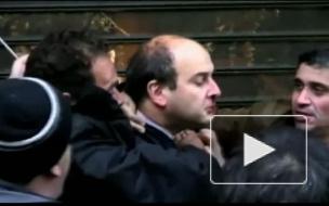 Нападение на члена греческого парламента