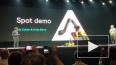 Робопес Boston Dynamics упал на сцене во время презентац...
