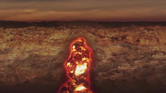 В Германии просыпается древний вулкан Айфель