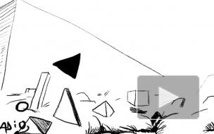 Сто художников совместно создали клип на композицию Oxxxymiron