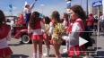 Горячее видео из Тюмени: полуголые девушки возглавили ...