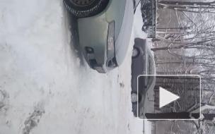 Снежные войны в Петербурге