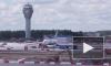 Мужчина, который спрыгнул с высоты в аэропорту Пулково, остался жив