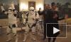 """Появилось видео глупого танца Обамы с героями """"Звездных войн"""""""