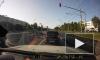 Появилось видео смертельного ДТП в Москве