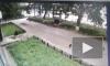 Бетономешалка влетела в здание в Нытве.
