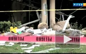 5 канадцев и 2 мексиканца убиты. Взрыв в отеле Мексики унес жизни семерых человек.