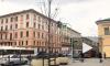 На Сенной площади завершается ремонт фасадов исторических зданий
