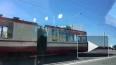 На мосту Александра Невского произошел обрыв трамвайной ...