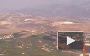 Израильская авиация унизила сирийскую армию на Голанских высотах