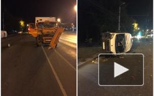 В Челябинске скончалась пострадавшая в ДТП с маршруткой 17-летняя девушка