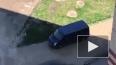 На Рихарда Зорге кипяток заливает машины: фото и видео