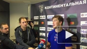 Дмитрий Юдин: Много чего не получилось в защите, но у нас есть Шестеркин