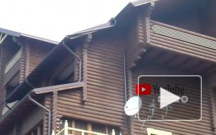 Отель Вилла Аквавизи 4*. Абхазия