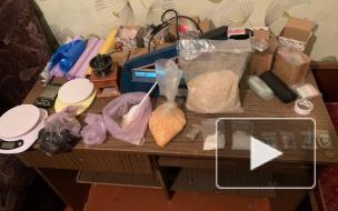 В Самаре у мужчины нашли более 2 кг наркотиков