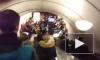 Задержки на синей ветке метро Петербурга произошли из-за сломанного светофора в тоннеле