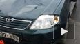 Toyota врезалась в толпу пешеходов на углу улиц Лебедева ...