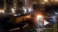 Появились фото и видео крупного автомобильного пожара ...