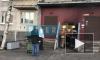В жилом доме на улице Передовиков загорелся мусоропровод