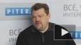 Хоккейный эксперт Александр Юдин на Piter.TV!