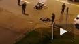 "На Дачном проспекте мотоциклист влетел в ""Мерседес"""