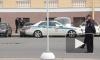 В Петербурге бездушный преступник угнал машину с ребенком и устроил аварию