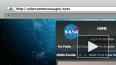 НАСА обнародовало 3D модель Солнечной системы
