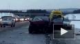 ДТП: автобус насмерть сбил человека на трассе в Карелии
