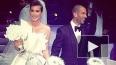 Свадьба Кети Топурия: роскошное платье и леопардовые ...