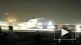 В Тегеране при посадке загорелся самолет с пассажирами