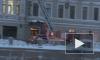 Петербургское ноу-хау: снег с крыш теперь убирают пожарные