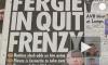 """Уход Алекса Фергюсона обрушил акции """"Манчестер Юнайтед"""""""