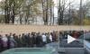 Пояс Пресвятой  Богородицы покидает Петербург