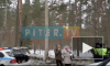 На Приморском шоссе жестко столкнулись автомобили (видео)