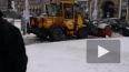 За первые дни ноября в Петербурге выпало 2/3 от объема ...