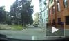 В аварии в Купчино пострадали женщина и семилетняя девочка